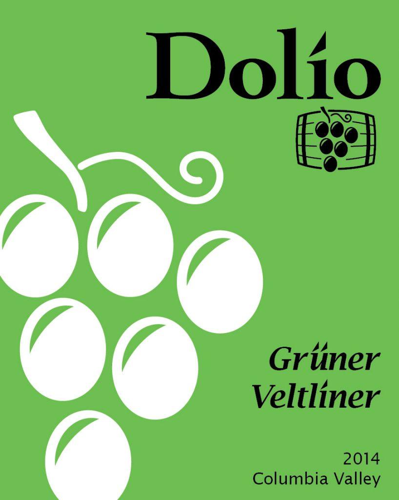 Dolio Winery - 2014 Grüner Veltliner