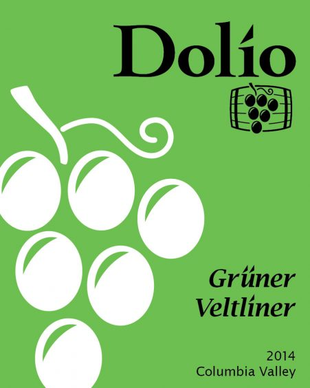Dolio Winery 2014 Grüner Veltliner