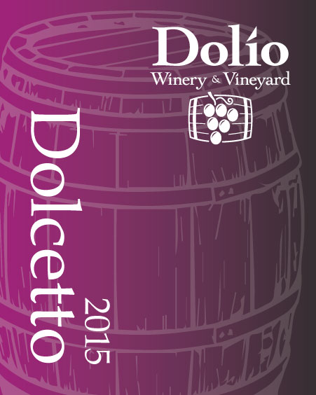 Dolio Winery 2015 Dolcetto