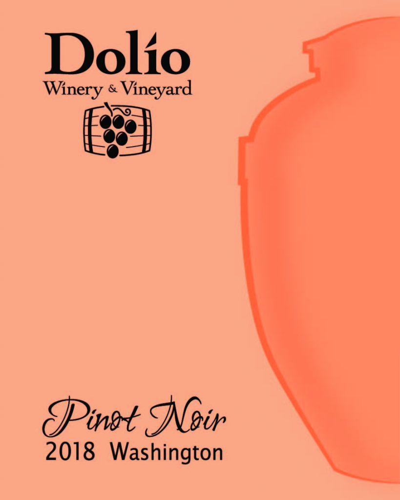 Dolio Winery 2018 Pinot Noir