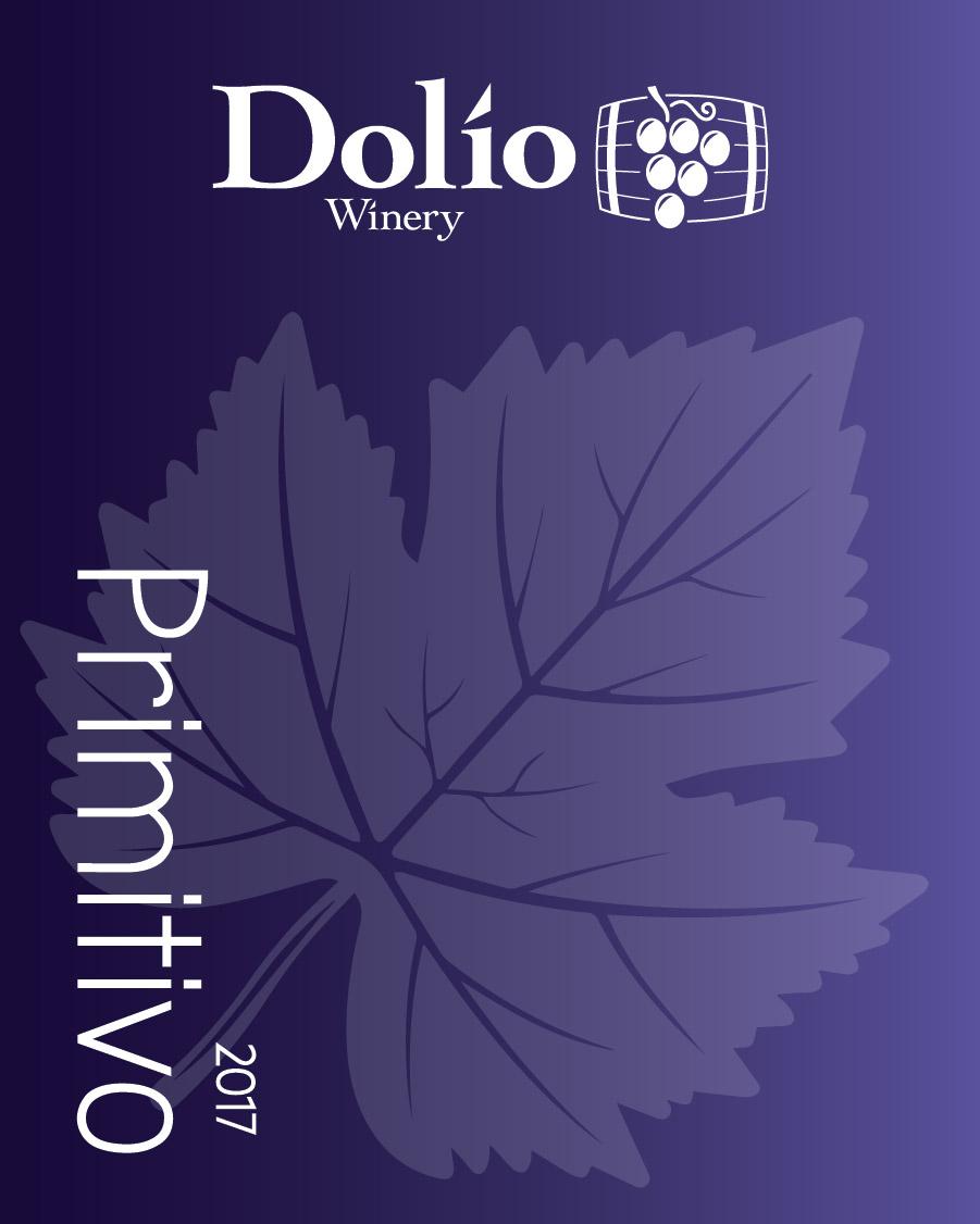 Dolio WInery's 2017 Primitivo